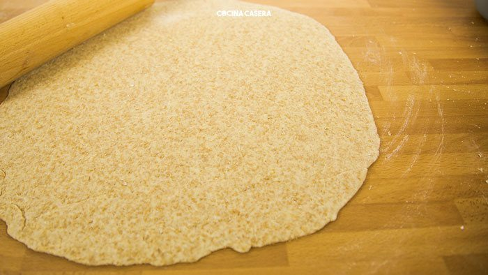 Pizza Dough with Whole-wheat flour