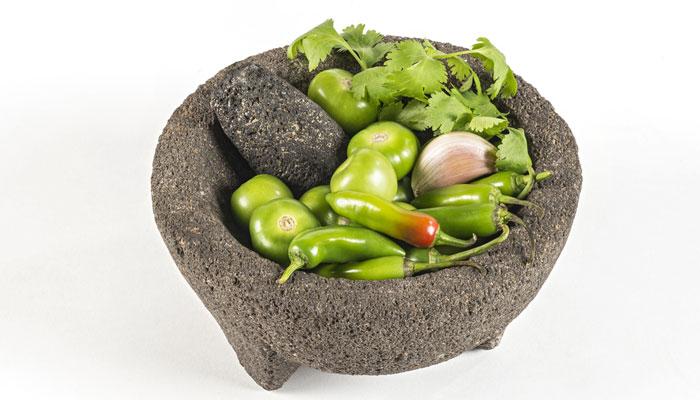 preparar salsa verde