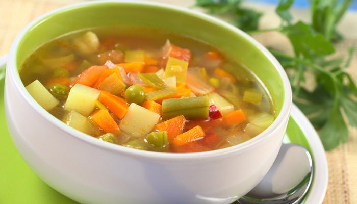 Resultado de imagen para sopa de verduras