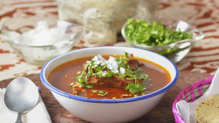 Birria estilo jalisco receta mexicana original cocina for Como cocinar carne de chivo