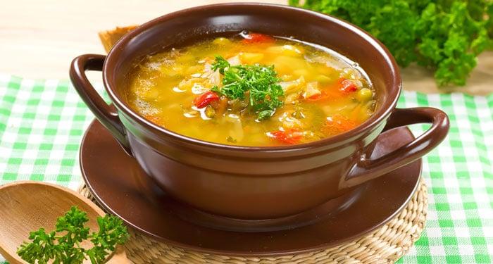 Sopa de setas receta mexicana