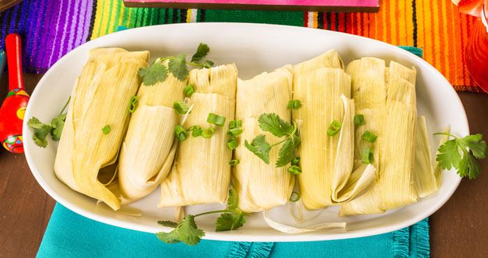 Recetas de tamales mexicanos paso a paso fácil y rápido