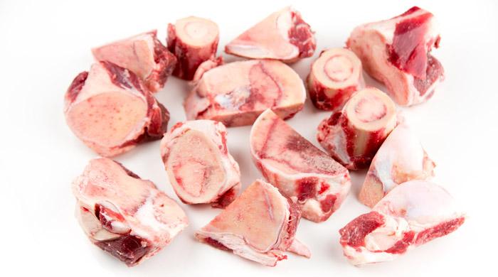 carne de res con hueso
