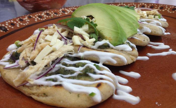 Recetas Cocina Mexicana | Huaraches Sencillos Receta De Comida Mexicana
