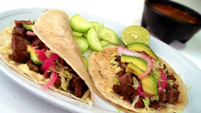 Carnes Asadas Tacos