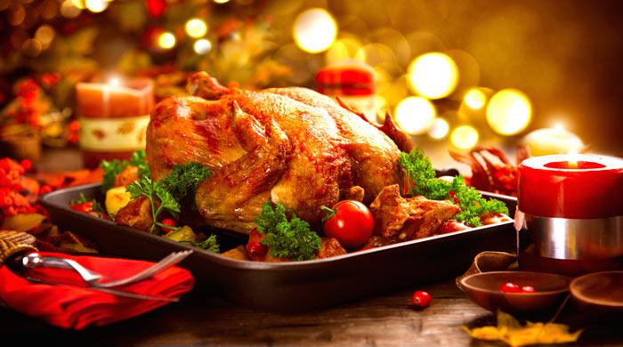 recetas para pavos rellenos navidenos