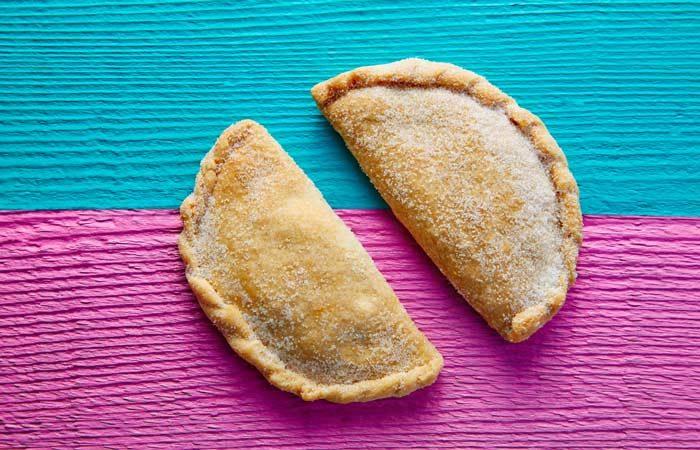 Empanadas Fritas De Arroz Con Leche Receta Fácil