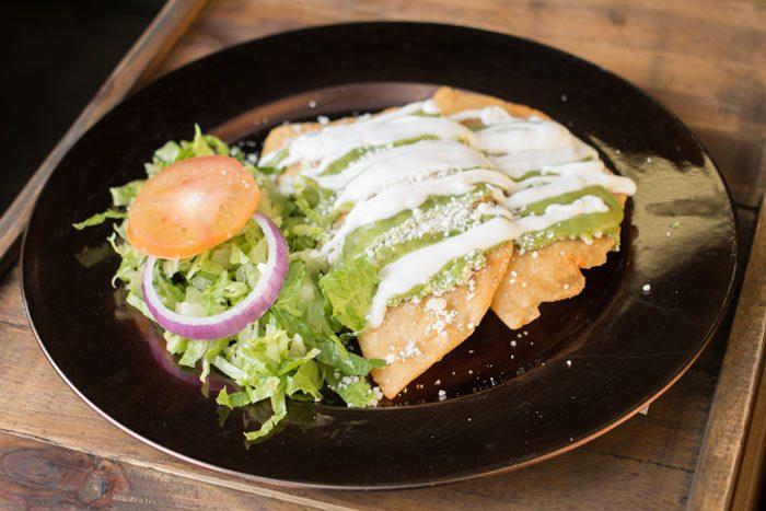Quesadillas Veracruzana Receta Mexicana Tradicional