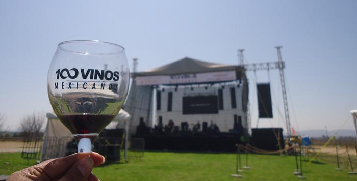 Celebra los 10 años del Festival 100 Vinos Mexicanos