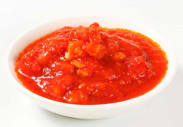 Tomate Natural rallado para Desayunar