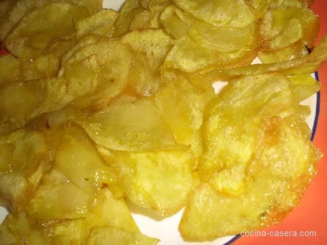 Receta Patatas A Lo Pobre O Con Vinagre Y Ajo Fácil