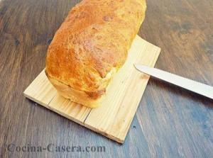Pan de Leche casero. Receta fácil