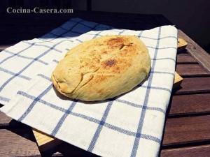 Pan de Ajo casero. Receta fácil