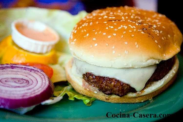 filete de hamburguesa estilo hamburgo