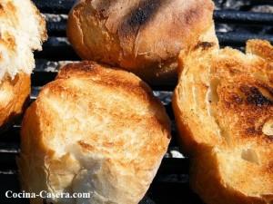 Cocina de forma sana y saludable evitando quemar los alimentos