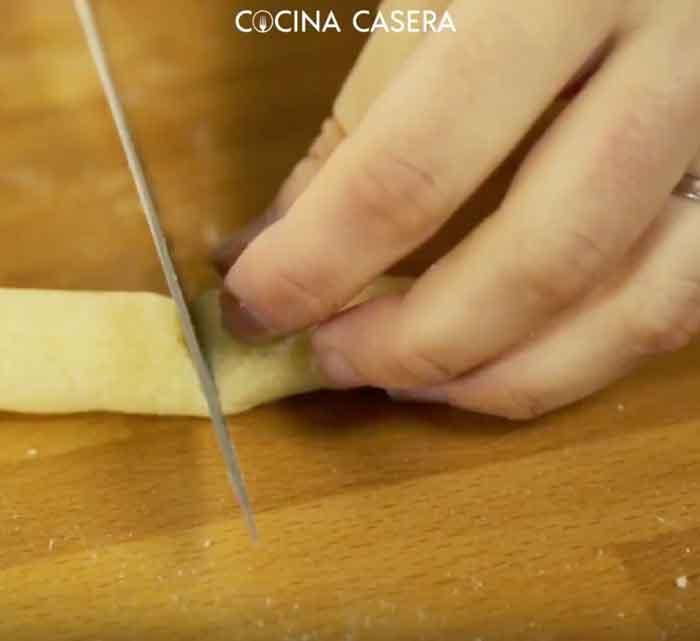 Ñoquis de Patata al Pesto