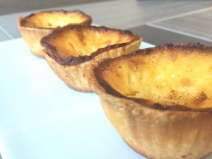 Pasteles de Belém, típicos de Portugal