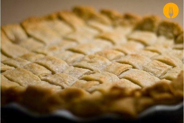 Tarta de Manzana Americana (o Apple Pie)