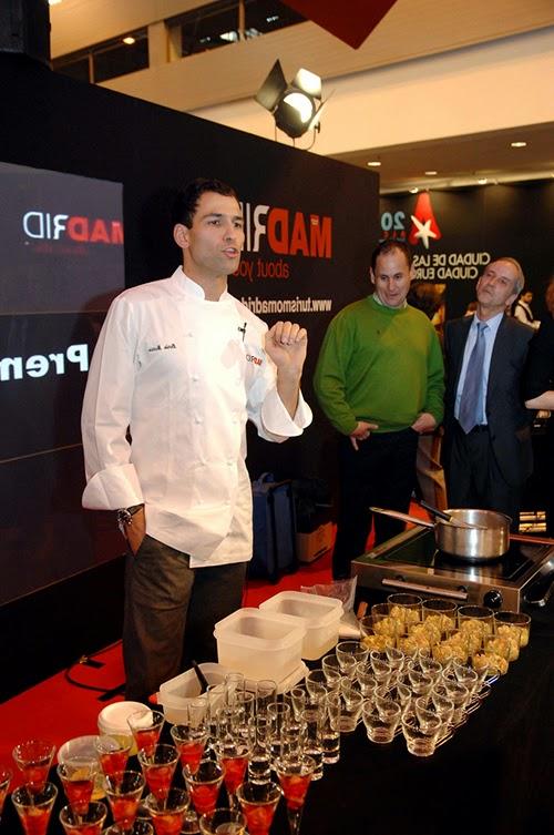 Vida, recorrido y premios del recién fallecido Chef Dario Barrio