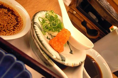 Momiji oroshi, pasta picante japonesa