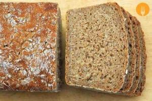 Pan de molde integral multicereales