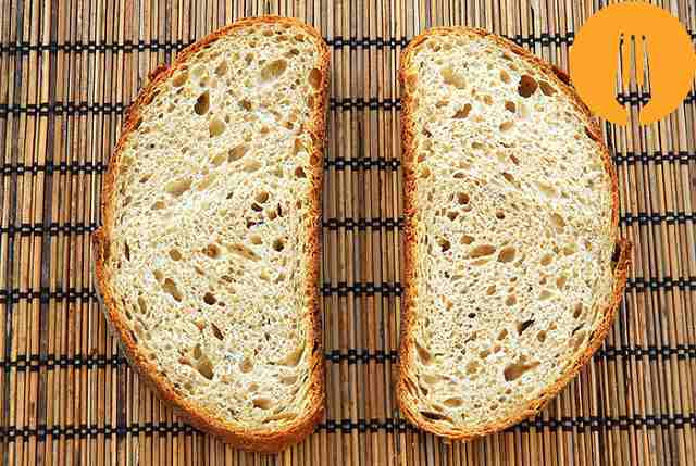 Pan de manzana y sidra