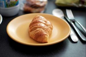 Croissant, Cruasán. Cómo hacer cruasanes caseros. Receta fácil