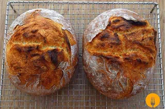 Pan de payés o Pan de pages pagês en Catalán