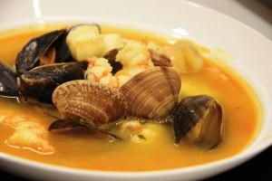 Cómo hacer sopa de pescado en Thermomix