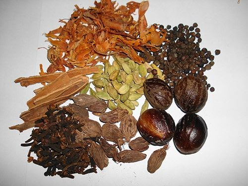 Significado y definición de Garam masala