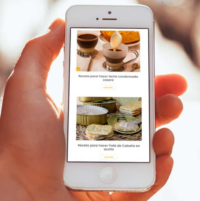 App Recetas De Cocina | App De Recetas De Cocina Para Android E Ios Recetas De Cocina