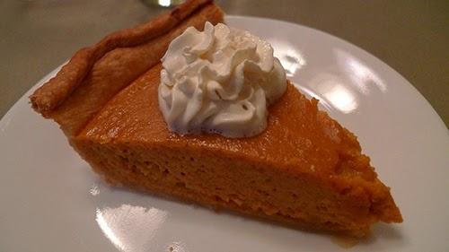 Pumpkin pie o tarta de calabaza