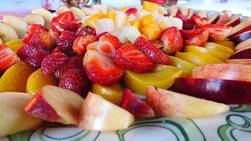 Consejos para seguir una buena dieta fuera de casa