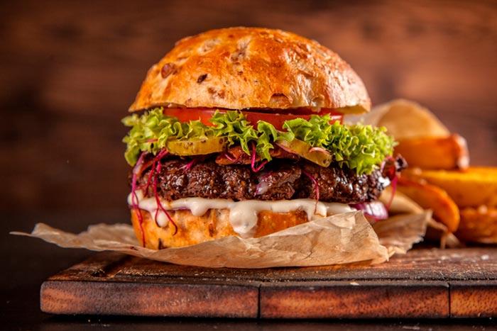 Cómo preparar la mejor hamburguesa del mundo