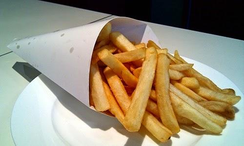 Acrilamida, posible cancerígeno en las patata fritas