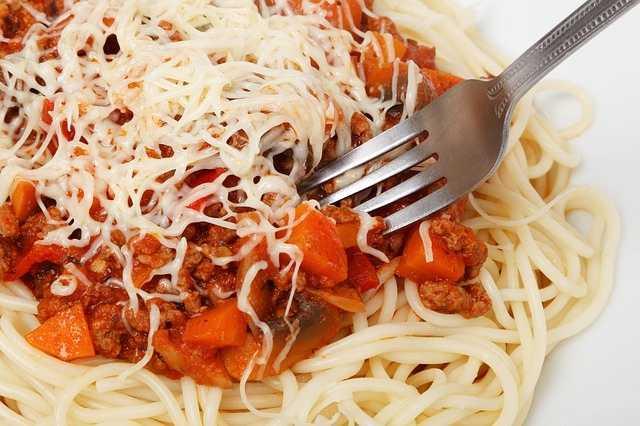 recetas cocina pasta