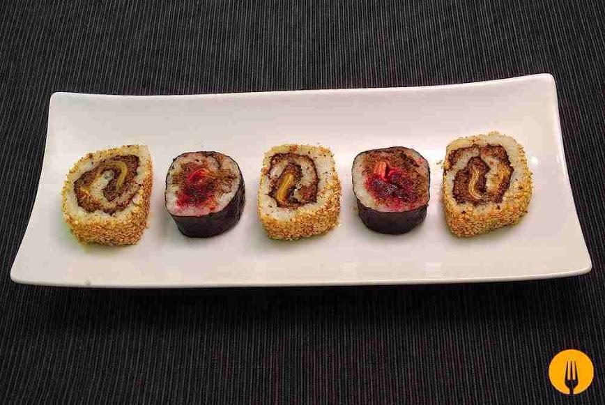 Sushi casero: maki y uramaki