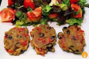 Tortitas de trigo sarraceno