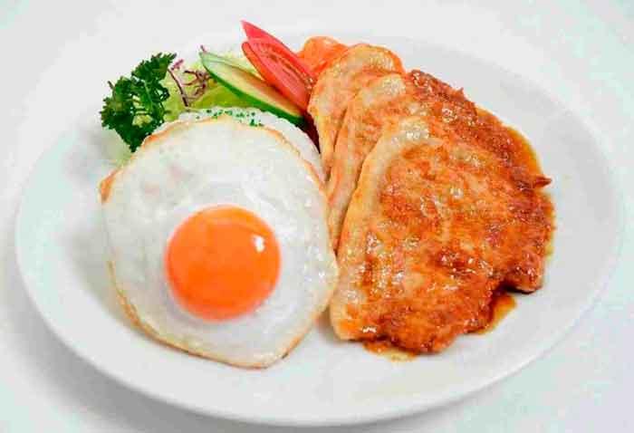 El consumo de huevos al día en personas sanas