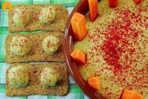 Hummus libanés