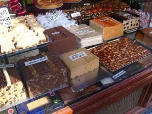 El peligro de los dulces navideños bajos en calorías