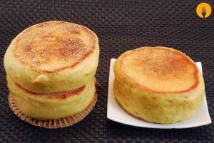 English muffins caseros