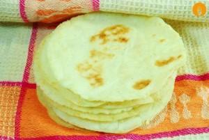 Tortillas de Maíz. Receta fácil