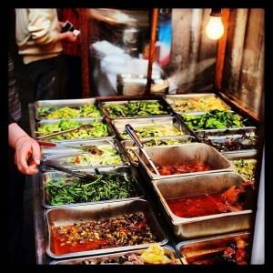 Street food: la revolución gastronómica sobre ruedas