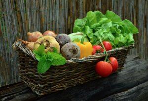 cenar verduras