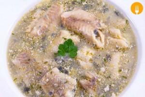 Sopa cullen skink