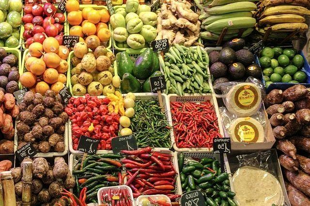 Frutas y verduras que no saben a nada