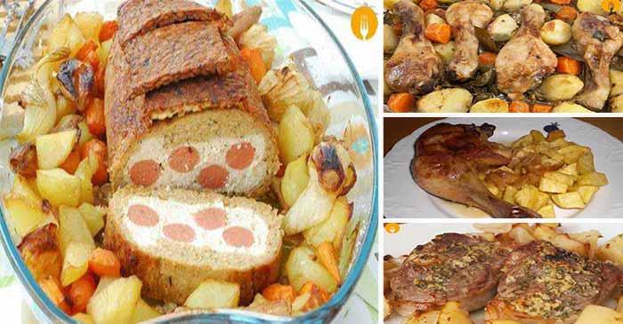 Recetas de asado