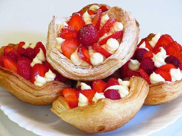 Los beneficios de comer fresas