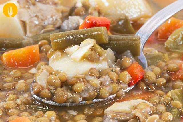 Lentejas Con Verduras Recetas De Cocina Casera F Ciles Y